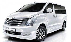 MPV2U Hyundai-Starex