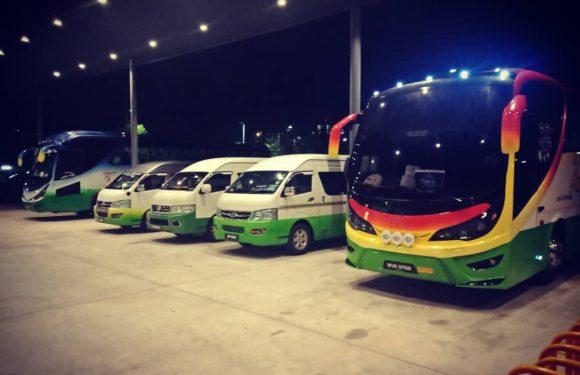 Singapore to Genting Bus