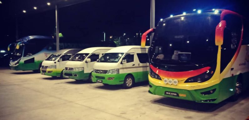 Singapore to Genting Bus