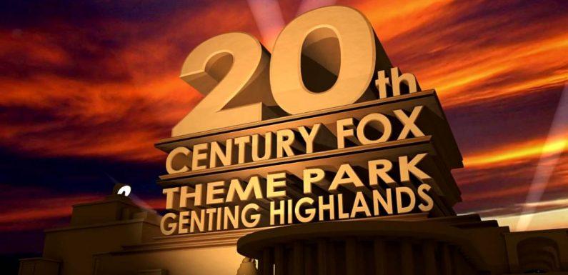 Genting Theme Park Malaysia