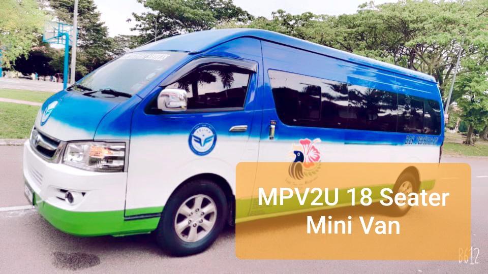 18 Seater Mini Van